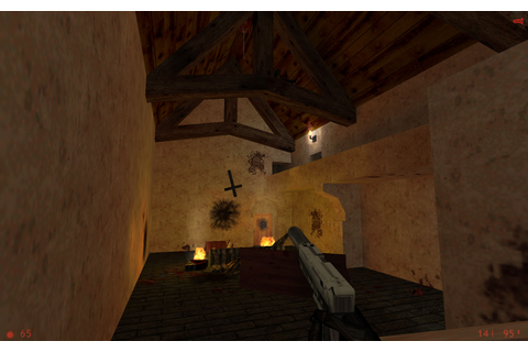 Church image - They Hunger mod for Half-Life - Mod DB