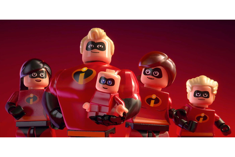 LEGO The Incredibles Review: A Mediocre Take on a Fun Family