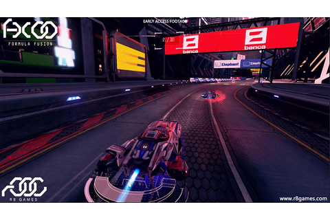Formula Fusion available on Steam Early Access ...