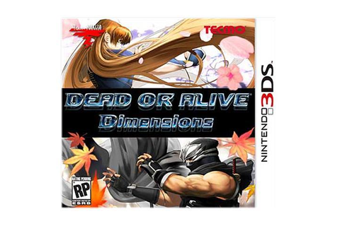 Dead or Alive Dimensions Nintendo 3DS Game - Newegg.com