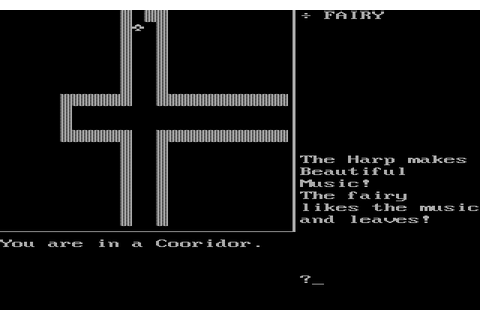 File:Castle Adventure - DOS - Harp.png - Video Game Music ...