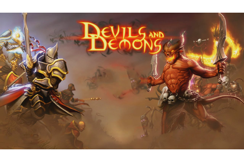 Devils & Demons Android GamePlay Trailer (1080p) - YouTube