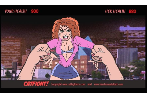 Catfight PC Game by karcreat on DeviantArt
