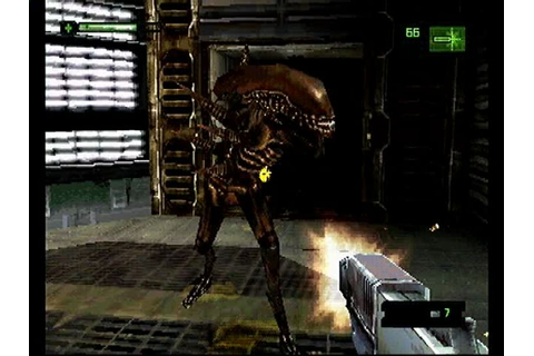 Alien: Resurrection Screenshots for PlayStation - MobyGames