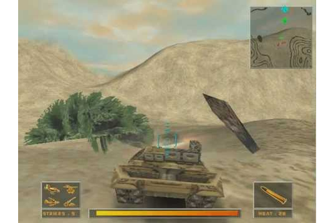 Gulf war: Operation desert hammer (3DO, Glide, 1999) - YouTube