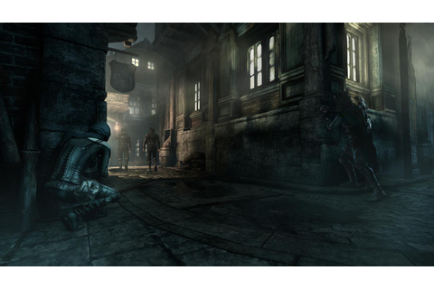 Thief: new screens show stealth takedowns, characters ...
