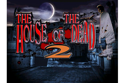 The House of the Dead 2 for Windows (2001) - MobyGames