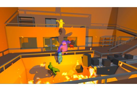Flame Wars image - Gang Beasts (prototype) - Indie DB
