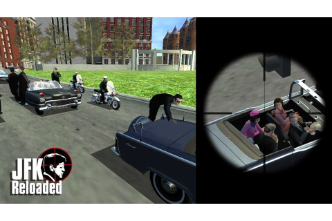 JFK Reloaded Video Game Ignites Controversy On ...