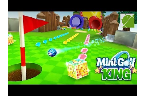 Mini Golf King Multiplayer Game - Android Gameplay HD ...