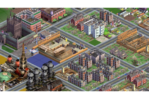 SimCity 3000 - YouTube