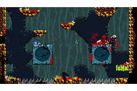 Samurai Gunn review: dulled edge | Polygon