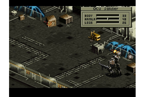 Front Mission (SNES / Super Nintendo) News, Reviews ...