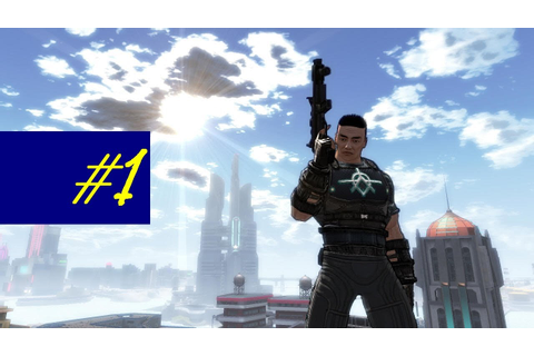 Crackdown - Part 1 - Gameplay Walkthrough - HD - YouTube