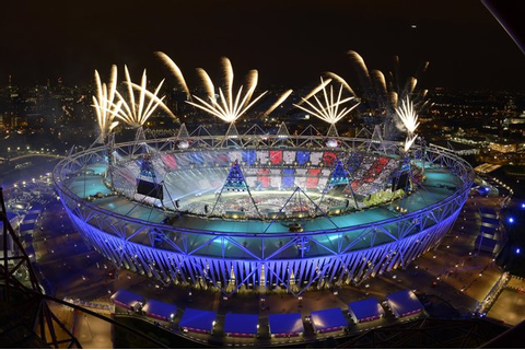 wallpapers: London Olympics 2012 Opening Ceremony Photos