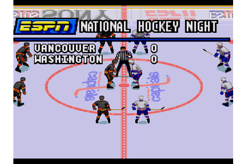 ESPN National League Hockey Night Download Game | GameFabrique