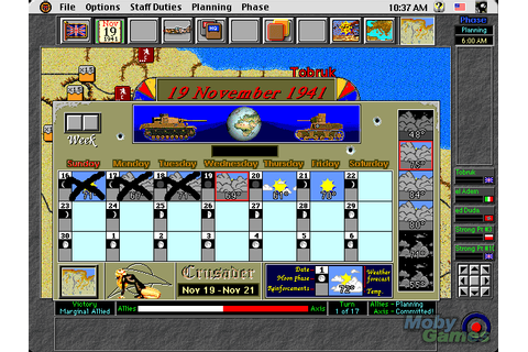 Download Operation Crusader - My Abandonware