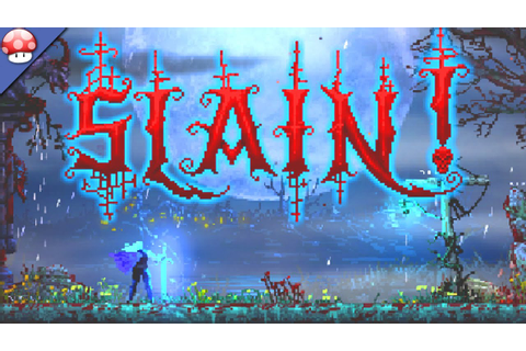 Slain! Gameplay (PC HD) - YouTube