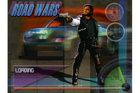 Road Wars Screenshots for Windows - MobyGames
