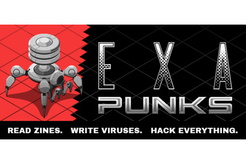 EXAPUNKS on Steam