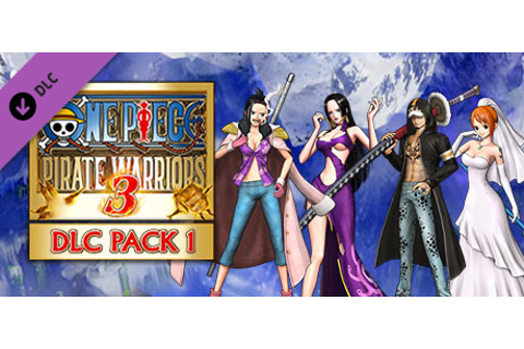 One Piece Pirate Warriors 3 DLC Pack 1 on Steam