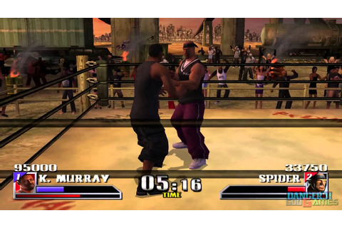 Def Jam Vendetta - PS2 Gameplay 1080p (PCSX2) - YouTube
