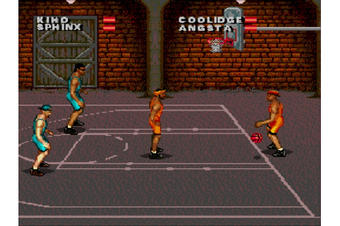 Barkley Shut Up and Jam! 2 (USA) ROM Download