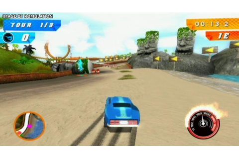 Hot Wheels - Track Attack (USA) Nintendo Wii ISO Download ...