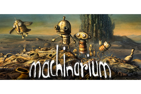 Machinarium (PC) Review | Shauni Maple