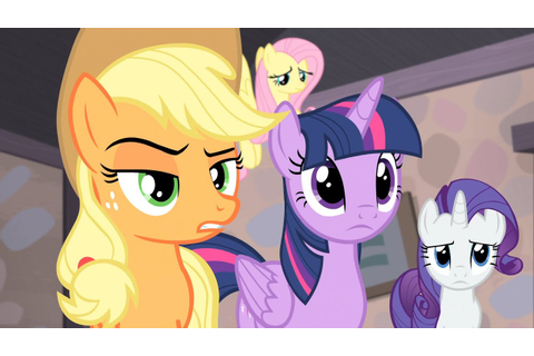 Applejack - Say what? - YouTube