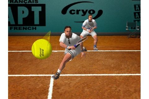 Agassi Tennis Generation 2002 - Full Version Game Download ...