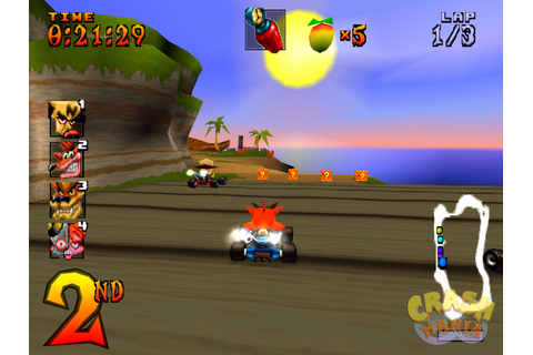 CTR: Crash Team Racing - Overview | Crash Mania
