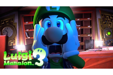 Luigi's Mansion 3, Animal Crossing, And New Super Mario ...