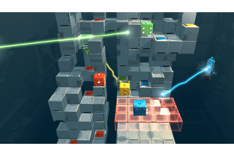 Death Squared (PS4 / PlayStation 4) News, Reviews, Trailer ...