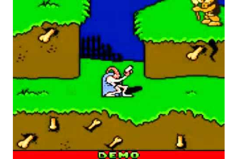 Game Boy Color Earthworm Jim Menace 2 the Galaxy - YouTube