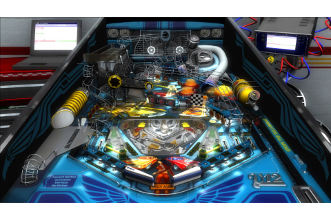Pinball FX2 - Images & Screenshots | GameGrin