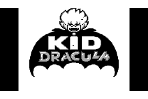 Kid Dracula (Game Boy) Full Playthrough - YouTube