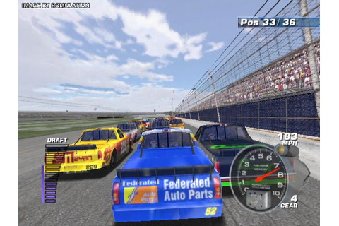 Nascar Dirt to Daytona (USA) Nintendo GameCube / NGC ROM ...