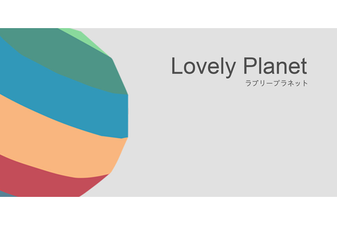 Lovely Planet | Wii U download software | Games | Nintendo