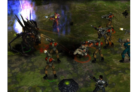Download Game Aliens Vs Predator - Extinction ISO PS2 For ...