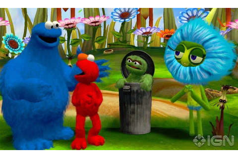 Sesame Street: Once Upon a Monster Screenshots, Pictures ...
