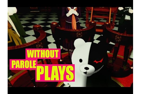 Let's Play Cyber Danganronpa VR: The Class Trial Demo ...