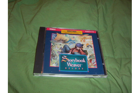 STORYBOOK WEAVER DELUXE STORY BOOK PC MAC CD ROM | eBay