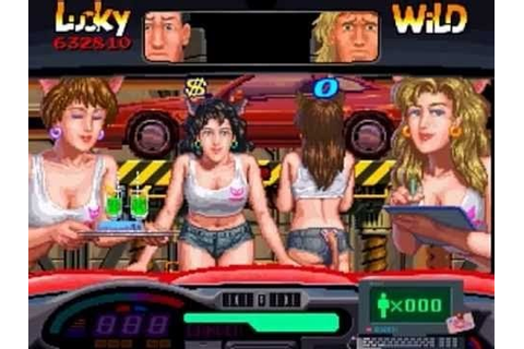 Lucky & Wild - the most fun old school arcade game? - YouTube