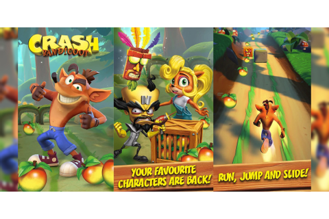 Leaks suggest new Crash Bandicoot coming to Android, iOS ...