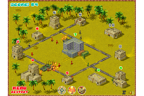 blog @ e+Games: outpost combat 2