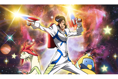 Review: Space Dandy: Episode One: Live With the Flow, Baby ...