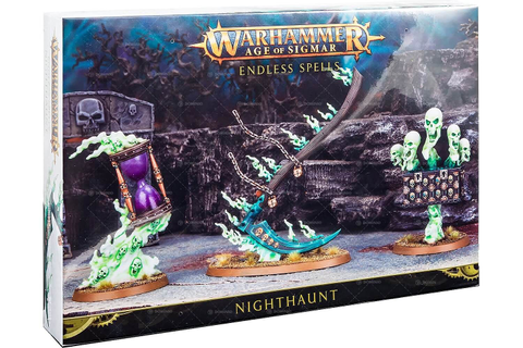 Buy Games Workshop Warhammer Age Of Sigmar Endless Spells ...