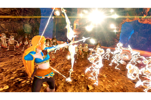 Hyrule Warriors: Definitive Edition coming to Nintendo ...