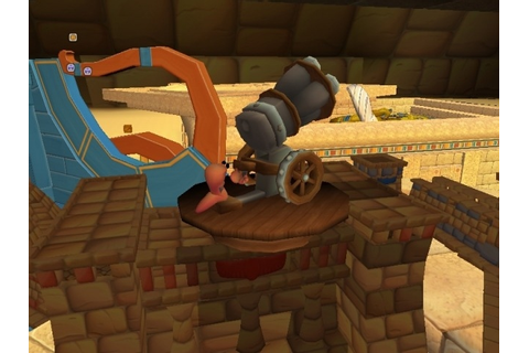 Worms Forts Etat de Siege - Playstation 2 : Référence Gaming
